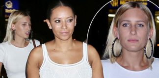 Mel B is reportedly close to settling court battle with her former nanny Lorraine Giles