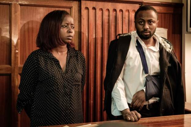 Prominent Kenyan TV anchor Jacque Maribe and her fiancé Joseph Irungu have pleaded not guilty to a charge of murder at a court in the capital Nairobi.
