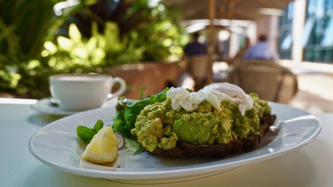 The avocado's reputation as a healthy food has fuelled its popularity