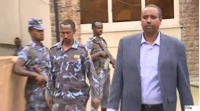 #Ethiopia: Former #Somali region chief administrator accused of attempting to escape from prison https://fanabc.com/english/2018/10/former-chief-administrator-of-somali-region-accused-of-attempting-to-escape-from-prison/ …
