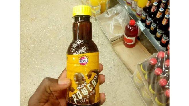 Power Natural High Energy Drink SX is popular among Zambian men