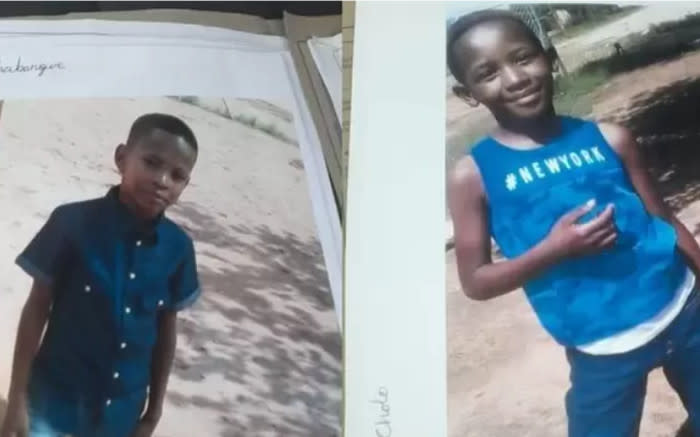 The North West police have closed a case of kidnapping linked to the deaths of Onalenna Molehabangwe and Gontse Cholo from Montshiwa who were found dead in a swimming pool.