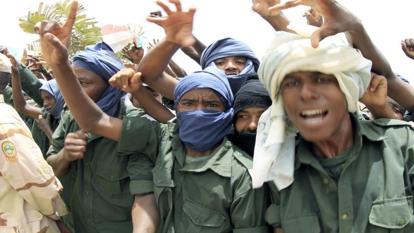 The Janjaweed, Sudan's ticking time bomb