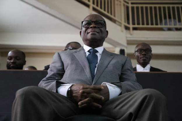 Walter Onnoghen on trial (Getty Images)