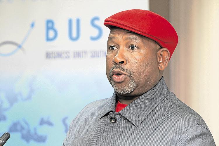 Jabu Mabuza (Image: Business Times)